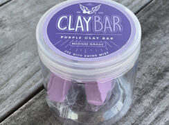 SHINE SUPPLY PURPLE CLAY BAR (MEDIUM GRADE)
