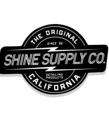 SHINE SUPPLY STICKER - THE ORIGINAL
