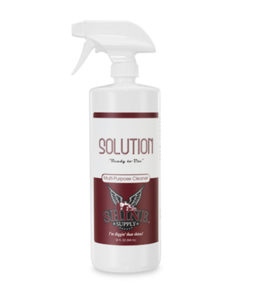 Solution - 32 Oz (948ml)